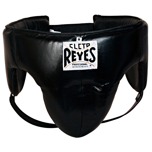 레예스 보호대 Cleto Reyes Kidney and Foul Protection Cup (Black)