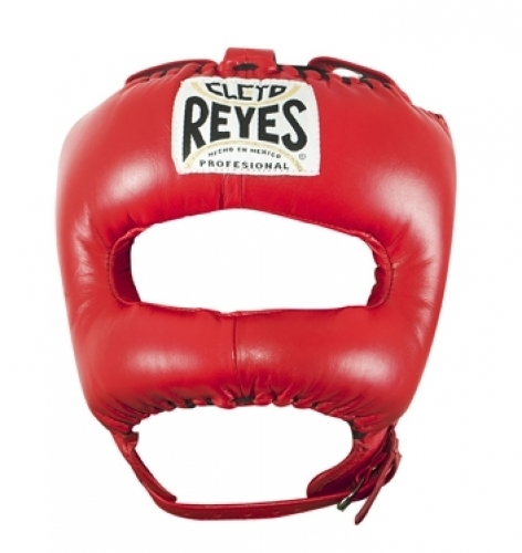 레예스 헤드기어_Cleto Reyes Traditional Headgear with Nylon Face Bar