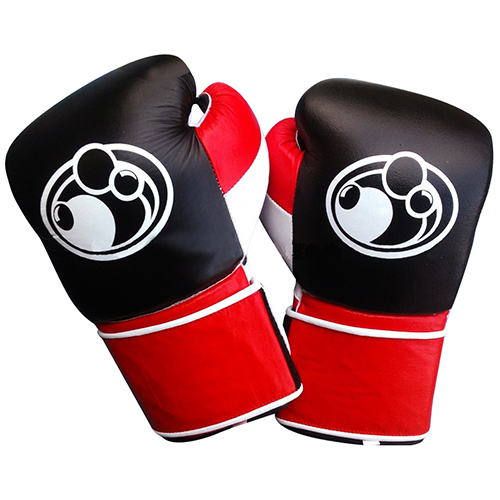 그랜트 복싱 글러브 PRO VELCRO TRAINING GLOVES (BLACK/RED/WHITE)