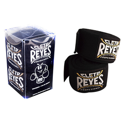 레예스 핸드랩 Cleto Reyes Handwraps Hook and Loop and Easy Fitting Long Durability