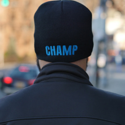 브루클린 복싱 [Brooklyn] Champ Beanie