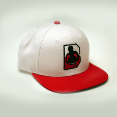브루클린 복싱 [Brooklyn] Poland Logo Snapback - White