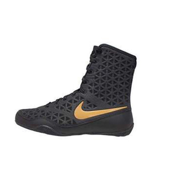 나이키 KO 복싱화 Nike KO Boxing Shoes - Black / Gold 839421001