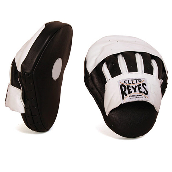 클레토 레예스 미트 Cleto Reyes Curved Punch Mitts