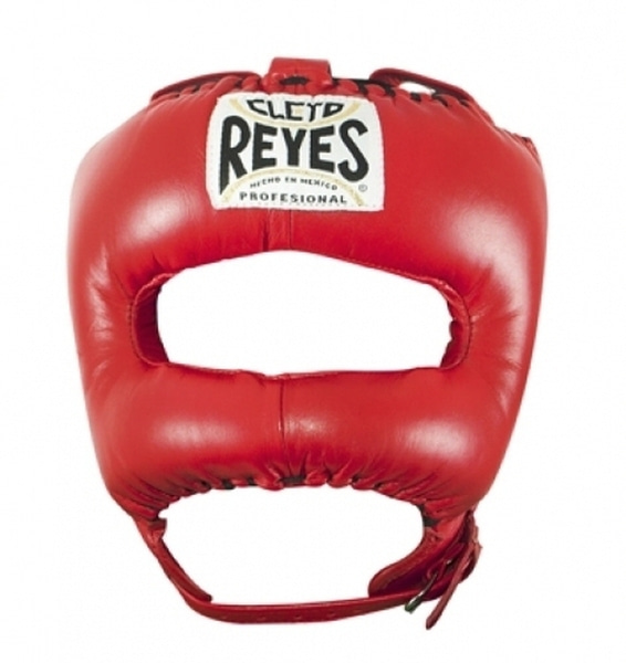 클레토 레예스 헤드기어_Cleto Reyes Traditional Headgear with Nylon Face Bar
