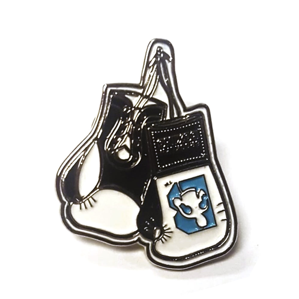 브루클린 복싱 [Brooklyn] Hanging Gloves Pin