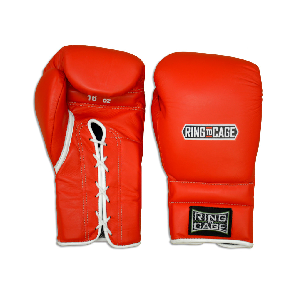 링투케이지 RingToCageJapanese Style Training Gloves 2.0 -Laceup12oz red외 5 color