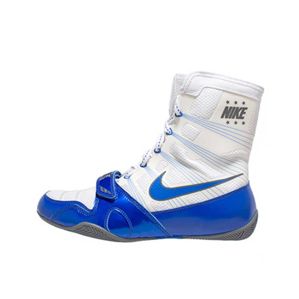 나이키 복싱화 하이퍼KO Nike HyperKO - White/Game Royal/Cool grey