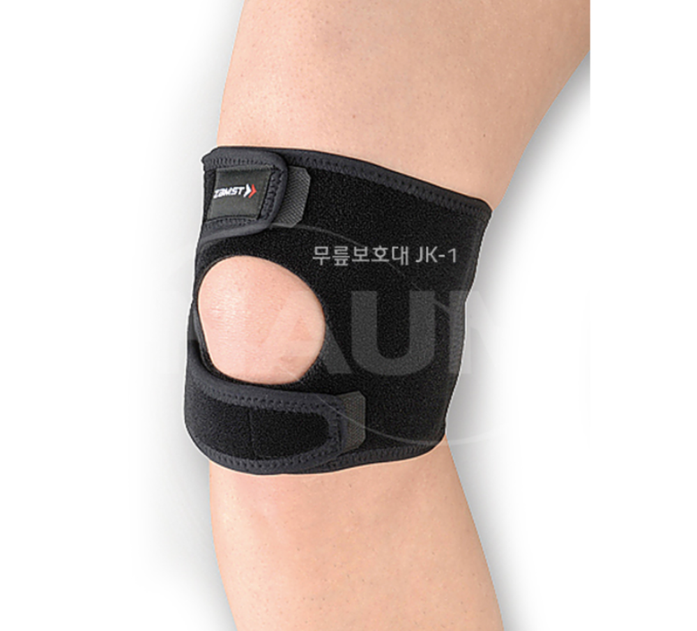 [잠스트] 무릎 보호대 JK-1 ( Zamst ) JK-1 Knee Pads Fitness Knee Pads Sports Protective Gear Exercise Protective Gear Knee A Large knee sleeve