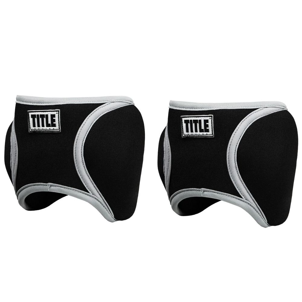 타이틀 프로 앵클 웨이트 (1.5LBS 3LBS EACH) TITLE PRO ANKLE WEIGHTS