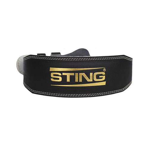 스팅 에코 레더 리프팅 벨트 STING ECO LEATHER LIFTING BELT [S10W-BS41]