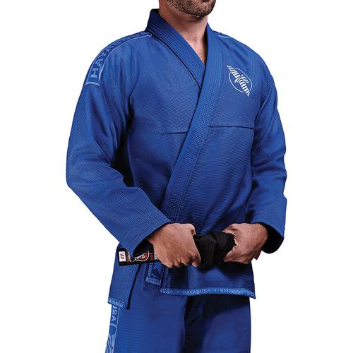 [하야부사] 라이트웨이트 주짓수 도복 블루 HAYABUSA Lightweight Jiu Jitsu Gi BLUE [HLWJJG-BL]