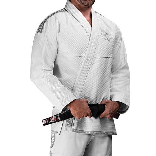 [하야부사] 라이트웨이트 주짓수 도복 화이트 HAYABUSA Lightweight Jiu Jitsu Gi WHITE [HLWJJG-W]