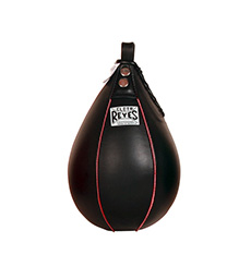 클레토 레예스 스피드볼 Cleto Reyes Speed Bag for platforms (Black)