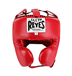 클레토 레예스 헤드기어 Cleto Reyes Cheek Protection Headgear(red)