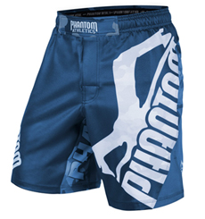 "FIGHTSHORTS ""STORM WARFARE""-NAVY CAMO"