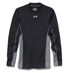 "[언더아머]UNDER ARMOUR SHIRT ""COLD GEAR MOCK ARMOURSTRETCH HYNRID"""