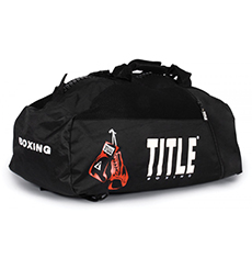 타이틀 월드챔피언 짐백 TITLE WORLD CHAMPION SPORT BAG/BACK PACK