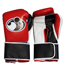 그랜트 복싱 글러브 PRO VELCRO TRAINING GLOVES (RED/BLACK/WHITE)