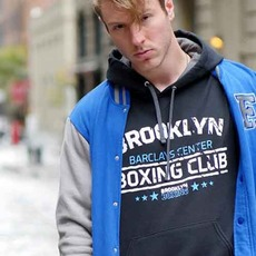 브루클린 복싱[Brooklyn]Men's Boxing Club Hoodie