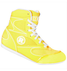 RingSide Diablo Boxing Shoes(Yellow,275)