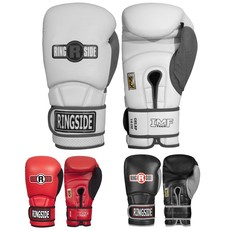 링사이드 글러브 Ringside Gel Shock Safety Sparring Boxing Gloves