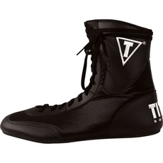 타이틀 복싱화 TITLE Speed-Flex Encore Mid Boxing Shoes(BLACK)