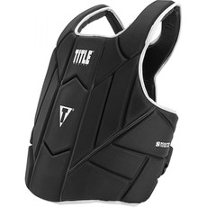 타이틀 바디프로텍터  TITLE SCULPTED THERMO FOAM BODY PROTECTOR