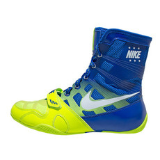 나이키 복싱화 하이퍼KO Nike HyperKO - Volt/White/Game Royal