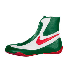 나이키 복싱화 마초마이 Nike Machomai Mid - GREEN/WHITE/RED