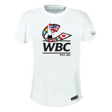 ICON WBC 공식 화이트 티셔츠 (Playera ICON WBC Blanco)