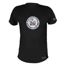[WBC] HOPE & GLORY  공식 티셔츠 -  BLACK (Playera HOPE & GLORY WBC NEGRO)
