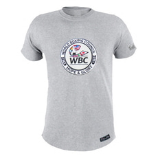 WBC HOPE & GLORY 공식 티셔츠 - GRAY (Playera HOPE & GLORY WBC GRIS)