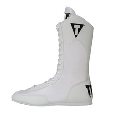 타이틀 스피드플렉스 복싱화 TITLE Speed-Flex Encore Mid Boxing Shoes-WHITE