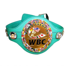 클레토 레예스 Cleto Reyes Belt Championship Replica of WBC