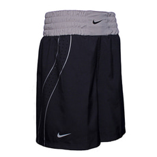 나이키 복싱 팬츠  Nike Boxing Short - Black / Pewter