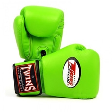 [트윈스][BGVL-3] 복싱 글러브 레더 벨크로 Twins Special Leather Boxing Gloves Green