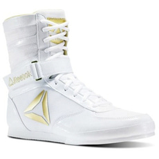 리복 복싱화 REEBOK BOXING BOOT - WHITE/GOLD