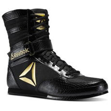 리복 복싱화 REEBOK BOXING BOOT - BLACK/GOLD