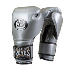 클레토 레예스 훅앤룹 트레이닝 글러브 16온스 Cleto Reyes Hook and Loop Closure Training Gloves 16oz (Titanium)