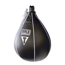타이틀 스피드 백 TITLE SPEED BAG 7 X 10 BLACK