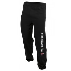타이틀 퍼폼 TBC 스웨트 팬츠 TITLE PERFORM TBC SWEAT PANTS LARGE BLACK