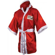 타이틀 스톡 풀 렝스 로브 TITLE STOCK FULL LENGTH ROBE (M,L) RE/WH