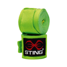 스팅 핸드랩 [STING] ELASTICISED HAND WRAPS GREEN