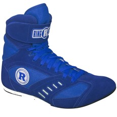 링사이드 파워 복싱화 RINGSIDE POWER BOXING SHOES(Blue)