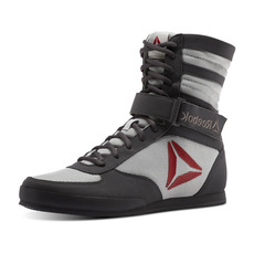 리복 복싱화 REEBOK BOXING BOOT - GREY/RED/WHITE (CN2277)