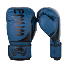 베넘 챌린저 복싱글러브 네이비블루/블랙 Venum Challenger 2.0 Boxing Gloves - Navy Blue/Black SIZE 12 Oz - VENUM-0661-198-12oz