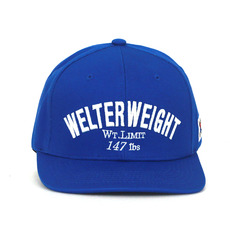 파이트 허브 웰터급 스냅백 FIGHT HUB WELTER WEIGHT SNAP BACK BLUE 4 COLOR