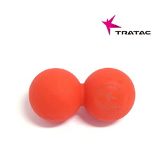 [트라택] 릴리즈볼 피넛형 Tratac Release Ball Peanut (Print) Fitness Supplies Yoga Eventies