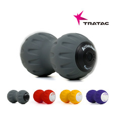 [트라택] 액티브볼  Tratac Active Ball Vibration Massage Ball Peanut Ball_Ball Home Training